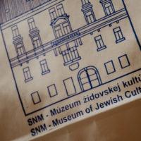 propagačné materiály SNM - Múzea židovskej kultúry